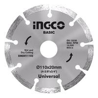 Đĩa cắt kim cương Ingco DMD011102 20MM
