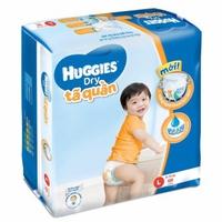 TÃ QUẦN HUGGIES L68 (9-14KG)