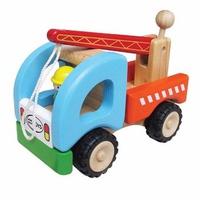 Đồ chơi gỗ Winwintoys 64292 - Xe cần cẩu