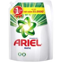Nước giặt Ariel Matic đậm đặc túi 2.4kg