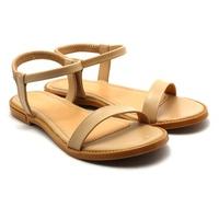 Giày Sandals Quai Ngang Phối Thun Cindydrella C38