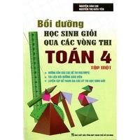 Bồi Dưỡng Học Sinh Giỏi Qua Các Vòng Thi Toán Lớp 4 (Tập 1-2)