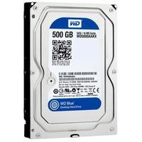 Ổ cứng HDD Western Digital 500GB Blue 3.5 Inch WD5000AZLX