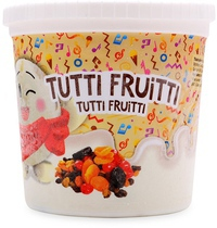 Kem Shalala Tutti Fruitti hộp 650ml