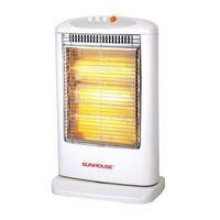 Đèn sưởi Halogen Sunhouse SHD7021 3 bóng