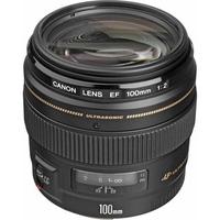 Ống kính Canon EF 100mm f/2.0 USM