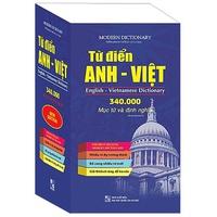 Từ Điển Anh - Việt (340000 Từ)