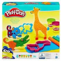Bột nặn Play-doh B1168 thế giới động vật