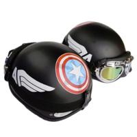 Mũ bảo hiểm PGK Captain America