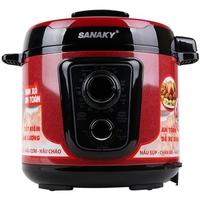 Nồi áp suất Sanaky SNK-63C 6L