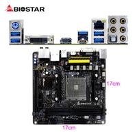 Mainboard Biostar X370GTN