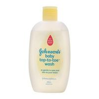 Sữa Tắm Gội Toàn Thân Johnson's Baby Top-To-Toe 200 ML