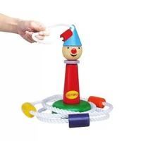 Đồ chơi gỗ Winwintoys 63082 - Thảy vòng chú hề