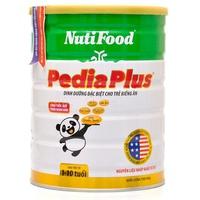 SỮA NUTIFOOD PEDIA PLUS 900G 1-10 TRẺ BIẾNG ĂN
