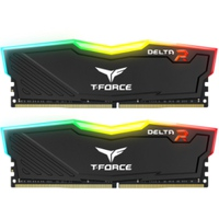 Ram Team 16GB (2×8GB) DDR4 Bus 3000 T-Force Delta RGB