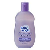Dầu tắm gội Baby Magic Lavender và Chamomile