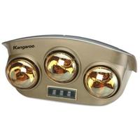 Đèn sưởi nhà tắm KANGAROO KG251 3 bóng