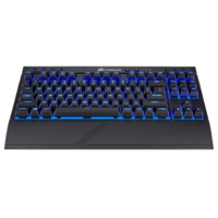 Bàn Phím Corsair K63 Wireless Mechanical Gaming Keyboard Blue LED Cherry MX Red