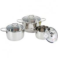 Bộ 3 nồi Happy Cook HC06DL/HC06DLG