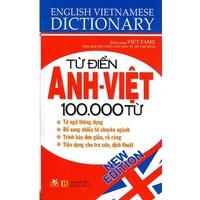 Từ Điển Anh - Việt (100000 Từ)