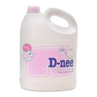 Nước giặt xả quần áo trẻ em D-nee Honey Star 3000ml (Hồng)