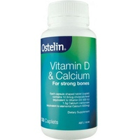 Viên Vitamin Ostelin bổ sung Vitamin D và Calcium