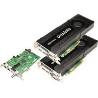 VGA NVIDIA Quadro K5000 4GB GDDR5