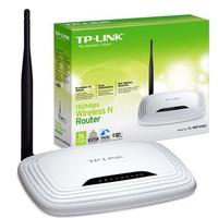 Bộ phát sóng Wireless Router TP-LINK TL-WR741ND