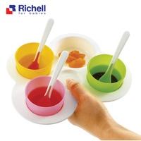 Bộ Ăn Dặm Khởi Đầu Richell RC41630/RC21181