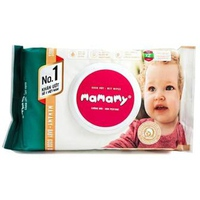 Khăn giấy ướt Mamamy 80 tờ không mùi