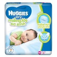 Miếng lót Huggies newborn2 60 miếng (4-7kg)