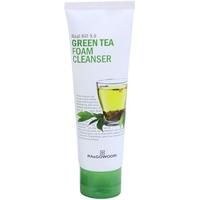 Sữa Rửa Mặt Trà Xanh Ra&Gowoori Real Kill 9.9 Green Tea Foam Cleanser 120ml
