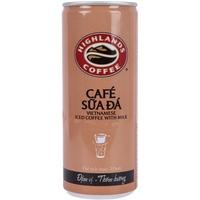 Cà Phê Sữa Đá Highlands Coffee