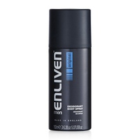 Xịt khử mùi nam Enliven Men Deodorant Body Spray Original