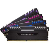 Ram Corsair 32GB (4x8GB) DDR4 Bus 3466 Vengeance RGB CMR32GX4M4C3466C16
