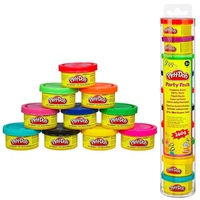 BỘT NẶN PLAY-DOH 22037 PARTY PACK 10 MÀU