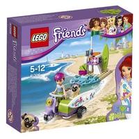Đồ chơi Lego Friends 41306 - Xe máy bãi biển của Mia