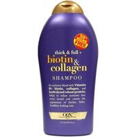 Dầu Gội Kích Thích Mọc Tóc , Giảm Rụng Tóc OGX Thick & Full Biotin & Collagen Shampoo