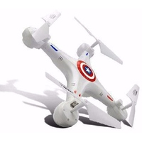 Flycam F504 Captain America