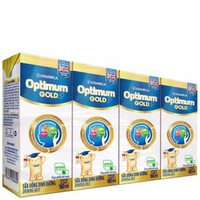 Sữa Vinamilk Optimum Gold 180ml