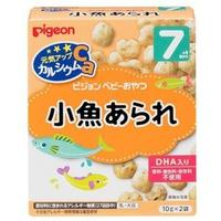 Bánh ăn dặm Pigeon vị cá mòi 7M+