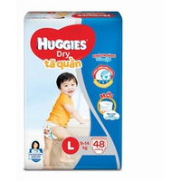 Tã quần Huggies L48 9-14kg