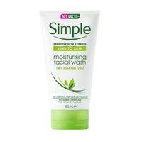 Sữa Rửa Mặt Làm Sạch Sâu Simple Kind To Skin Moisturising Facial Wash 150mL