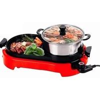 Bếp lẩu nướng Electric grill DS-6048