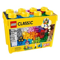 Mô hình Lego Classic 10698 - Thùng gạch lớn Classic sáng tạo