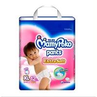 Tã quần MamyPoko XL12 (12-17kg)