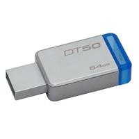 USB 3.1 Kingston 64GB DataTraveler 50 (DT50 64)
