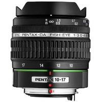 Ống kính Pentax DA 10-17mm F/3.5-4.5 ED IF