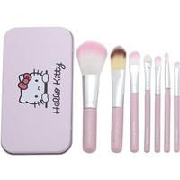 Bộ Cọ Trang Điểm 7 Món Hello Kitty