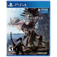 Đĩa game Sony Monster Hunter World